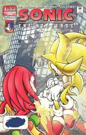 Sonic the Hedgehog #84
