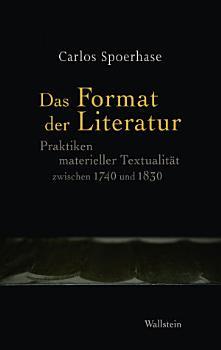 Das Format der Literatur PDF