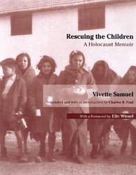 Rescuing The Children Book PDF
