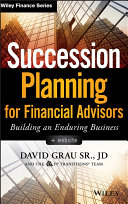 Succession Planning for Financial Advisors, + Website