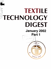 Textile Technology Digest