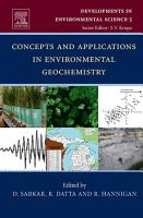 Concepts and Applications in Environmental Geochemistry PDF
