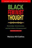 Black Feminist Thought PDF