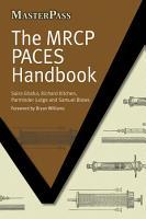 The MRCP PACES Handbook PDF