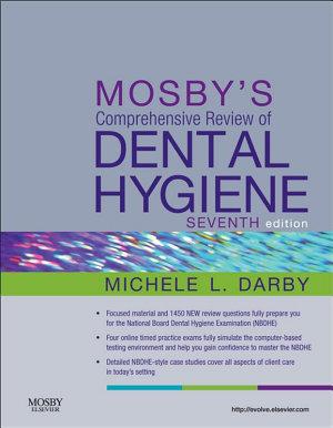Mosby s Comprehensive Review of Dental Hygiene   E Book PDF