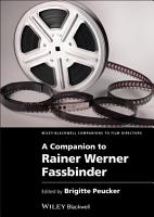A Companion to Rainer Werner Fassbinder PDF