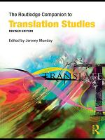 The Routledge Companion to Translation Studies PDF
