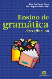 Ensino de gramática: descrição e uso