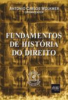 Fundamentos de Hist  ria do Direito PDF