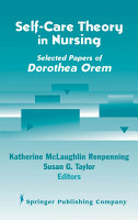 Self  Care Theory in Nursing PDF