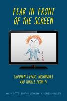 Fear in Front of the Screen PDF
