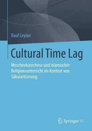 Cultural Time Lag PDF