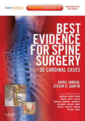 Best Evidence for Spine Surgery PDF