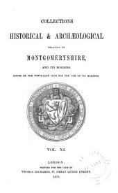 The Montgomeryshire Collections: Volume 11