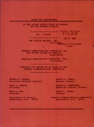 Polite Society  Inc  V  Federal Communications Commission PDF