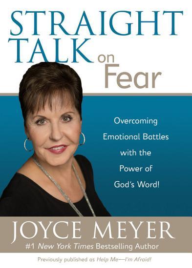 Straight Talk on Fear PDF