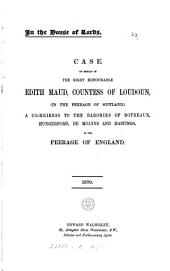 8 papers relating to claims to the baronies of Botreaux, Hungerford, De Molyns and Hastings