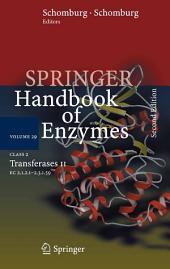 Class 2 Transferases II: EC 2.1.2.1 - 2.3.1.59, Edition 2