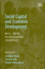 Social Capital and Economic Development
