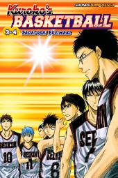 Kuroko's Basketball, Vol. 2: Includes Vols. 3 & 4