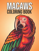 Macaws Coloring Book