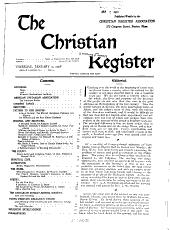 The Unitarian Register PDF
