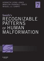 Smith's Recognizable Patterns of Human Malformation E-Book: Edition 7