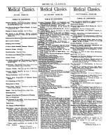 Medical Classics     PDF
