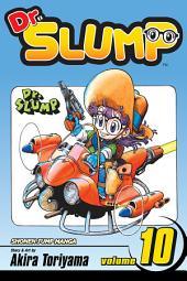 Dr. Slump: Volume 10