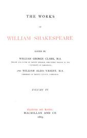 The Works of William Shakespeare: Volume 6
