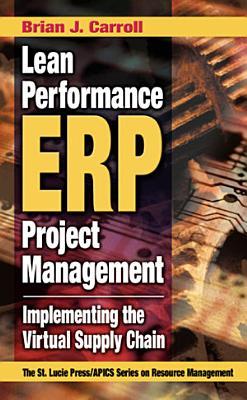 Lean Performance ERP Project Management PDF