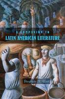 A Companion to Latin American Literature PDF