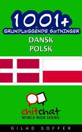 1001+ grundlæggende sætninger dansk - polsk