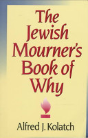 The Jewish Mourner s Book of Why PDF