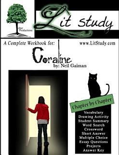 LitStudy  A Complete Workbook for Coraline