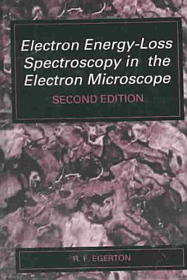Electron Energy Loss Spectroscopy in the Electron Microscope PDF