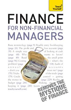 Finance for Non Financial Managers PDF