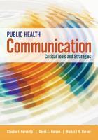 Public Health Communication PDF