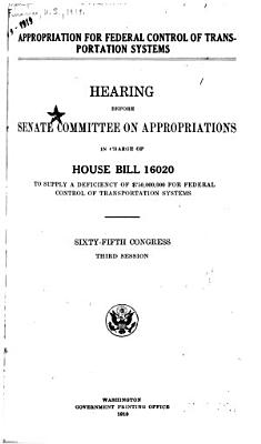 Fortifications Appropriation Bill  1920