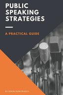 Public Speaking Strategies