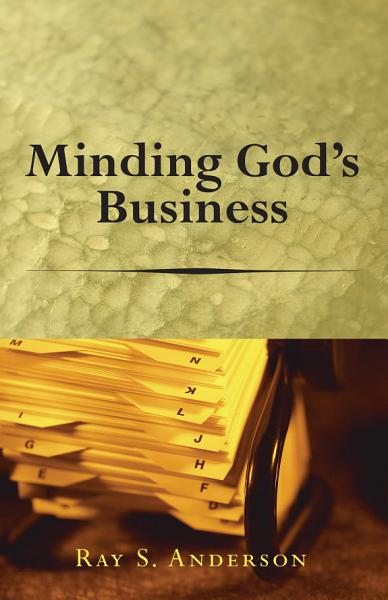 Minding God S Business