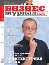 Бизнес-журнал, 2008/16: Пензенская область