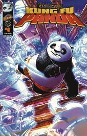 Kung Fu Panda Vol.1 Issue 6: Issue 6