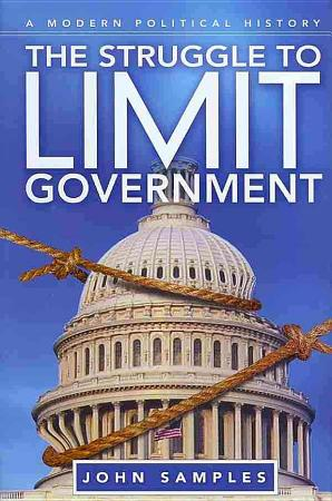 The Struggle to Limit Government PDF