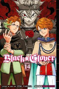 Black Clover: Gold and Black Sparks Vol. 14