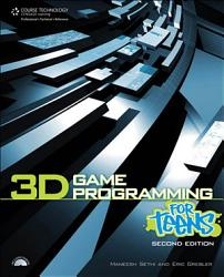 3d Game Programming For Teens Book PDF