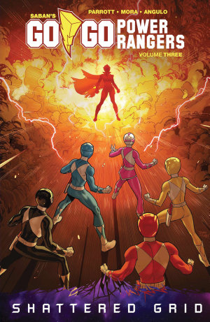 Saban s Go Go Power Rangers Vol  3