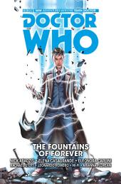 Doctor Who: The Tenth Doctor - Volume 3: The Fountains of Forever Complete Collection, Volume 3