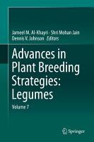 Advances in Plant Breeding Strategies  Legumes PDF