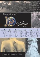 Rhetorics of Display PDF
